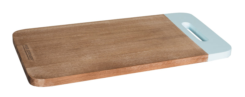 Beechwood serving board Rectangle Blue
