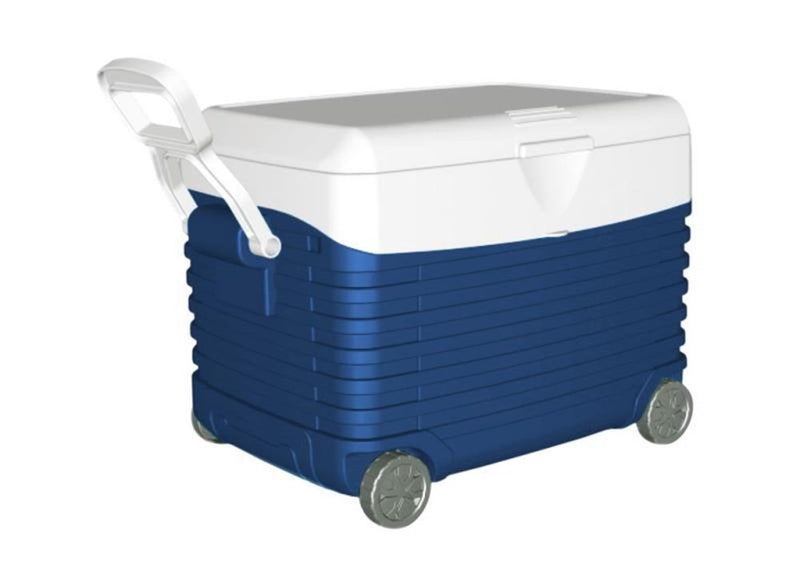 Chilly Bin With Wheels 46 Litre