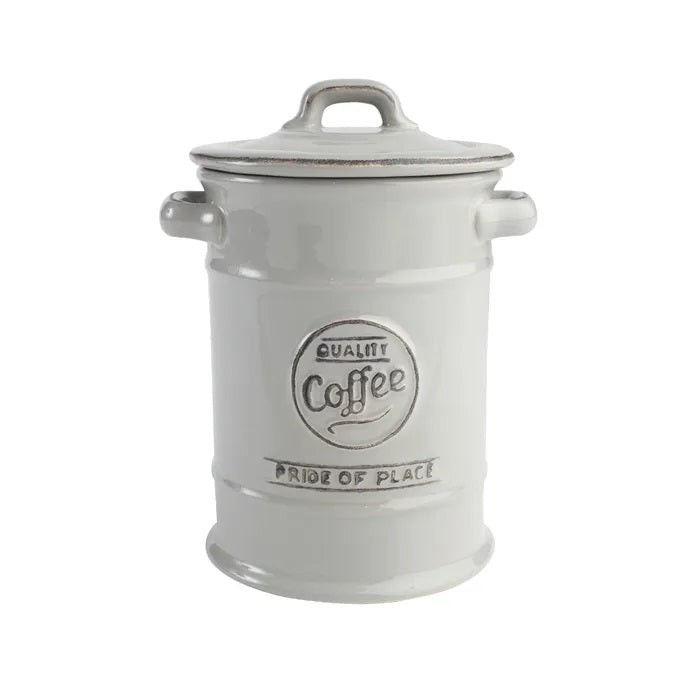 Coffee Canister Grey