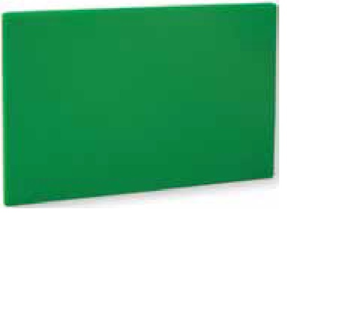 Cutting Board Green 3820X510X13mm