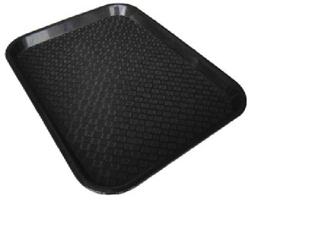 Fast Food Tray Medium Black