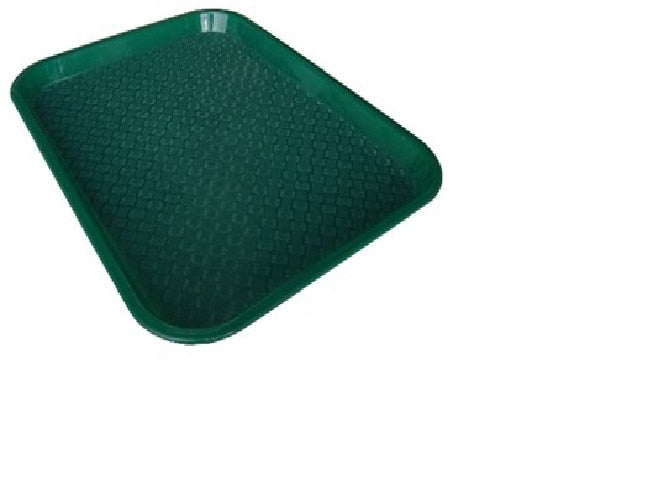 Fast Food Tray Medium Green