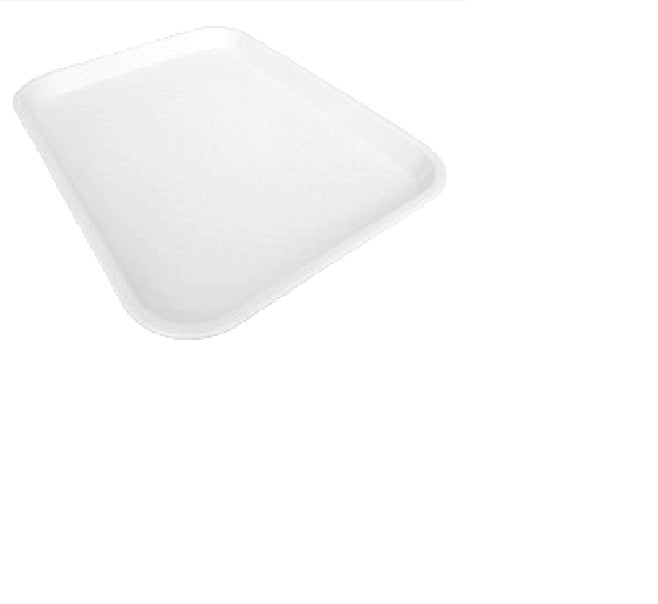 Fast Food Tray Small White