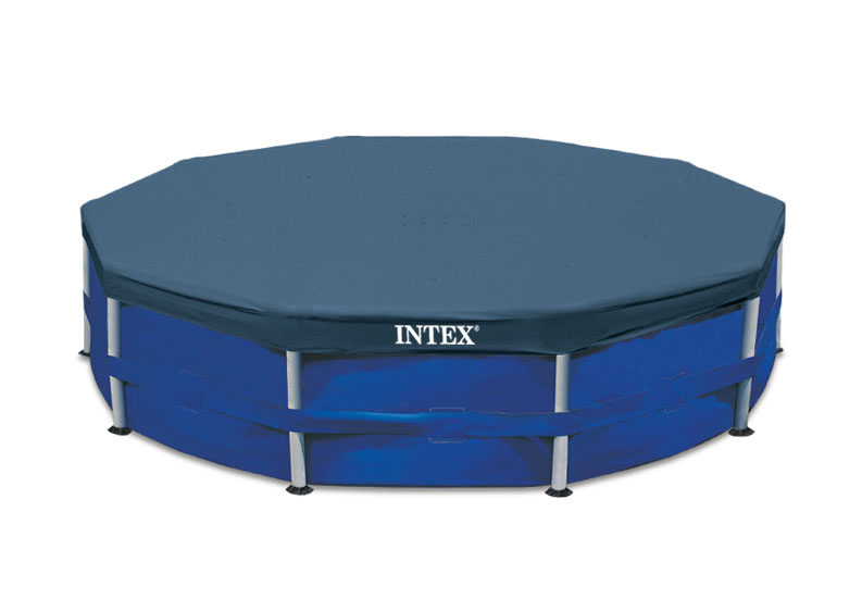 Intex Pool Cover 10' Metal Frame