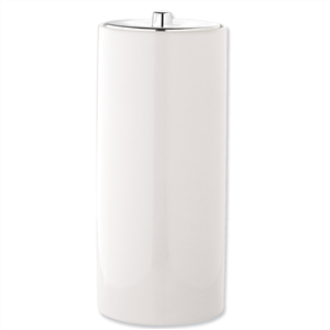 Roll Canister White