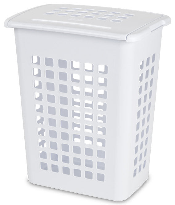Laundry Hamper Lift Top