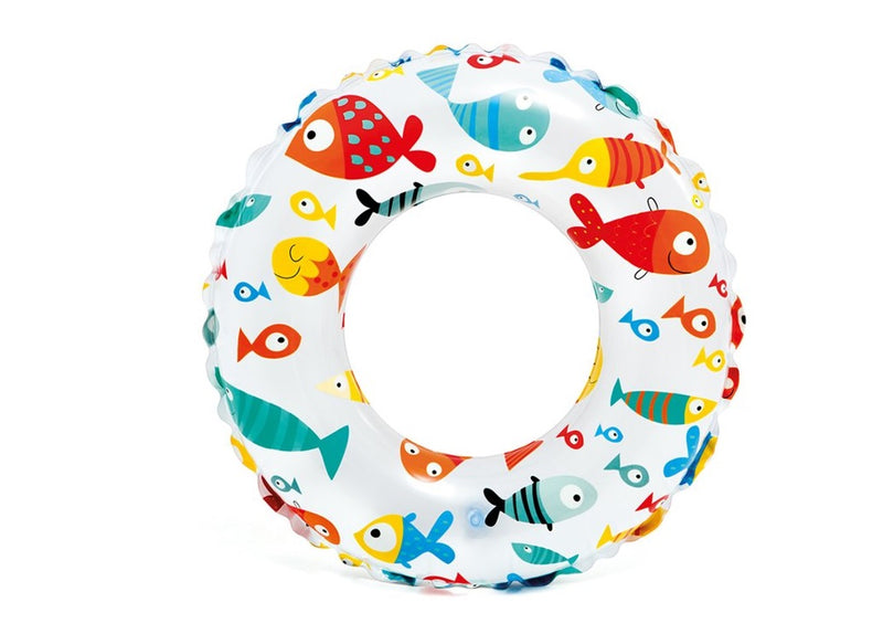 Lively Print Swim Ring