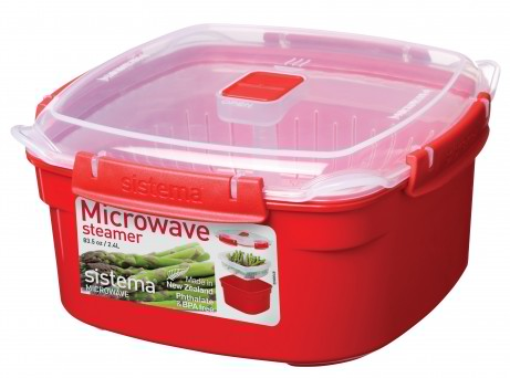 Sistema Microwave Steamer Medium