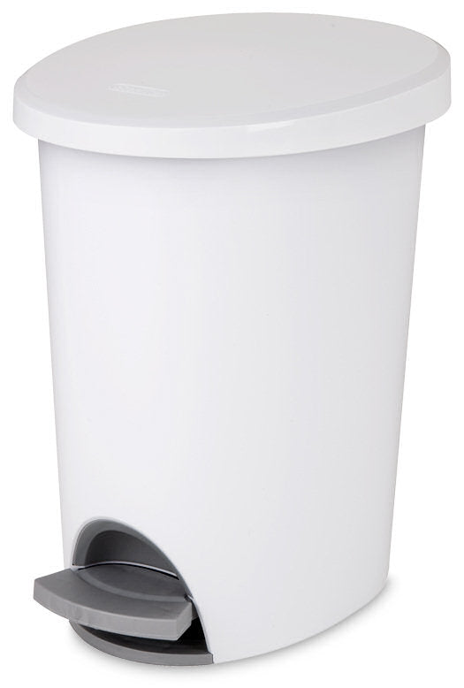 Ultra Step On Bin 9.8 Litre
