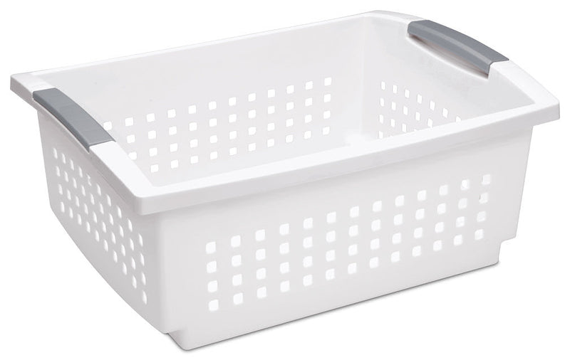 Sterilite Stacking Basket Large