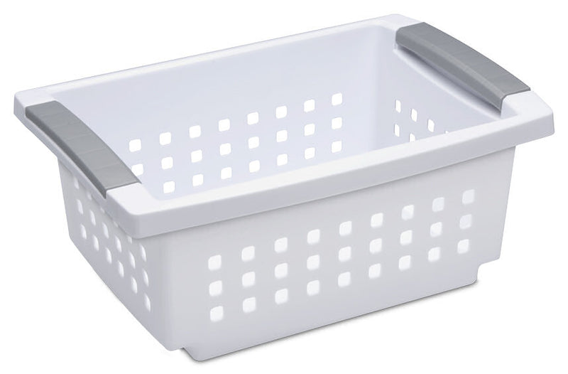 Sterilite Stacking Basket Small