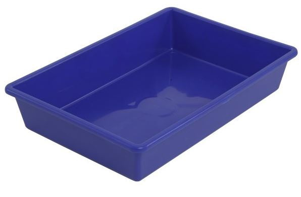 Tote Tray 6 Litre Blue