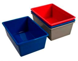 Tote Tray 12 Litre Red