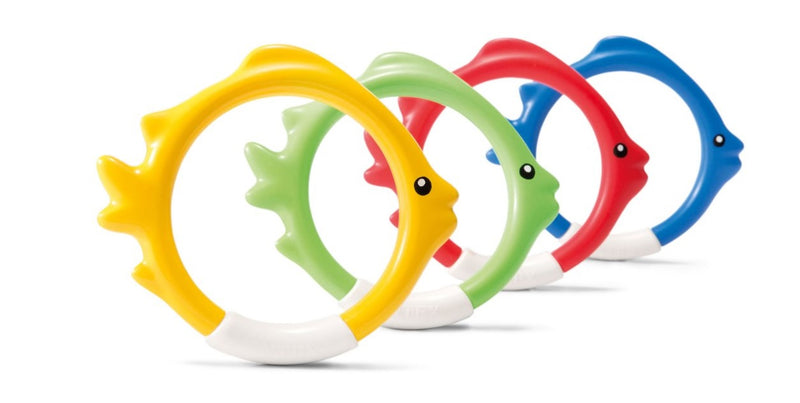 Underwater Fish rings