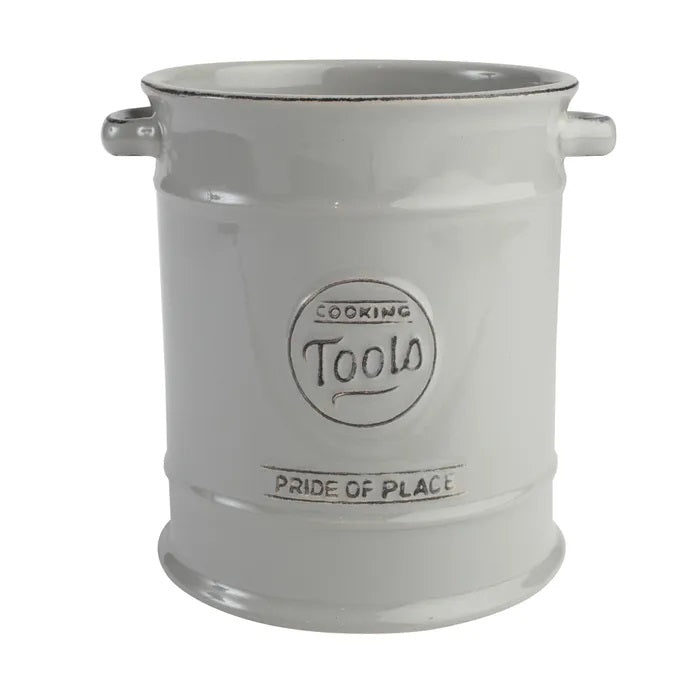 Utensil Canister Grey
