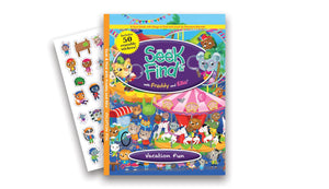 Seek & Find with Freddy and Ellie® - Vacation Fun