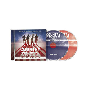 Ken Burns Country Music: The Soundtrack 2-CD Set