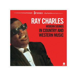 Ray Charles: Modern Sounds in Country & Western Music Vol. 1 Vinyl LP