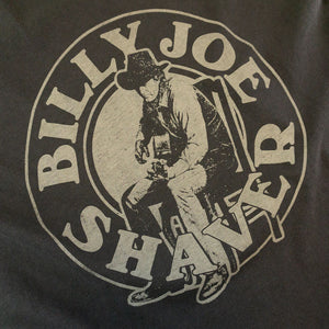 Billy Joe Shaver Seated T-Shirt
