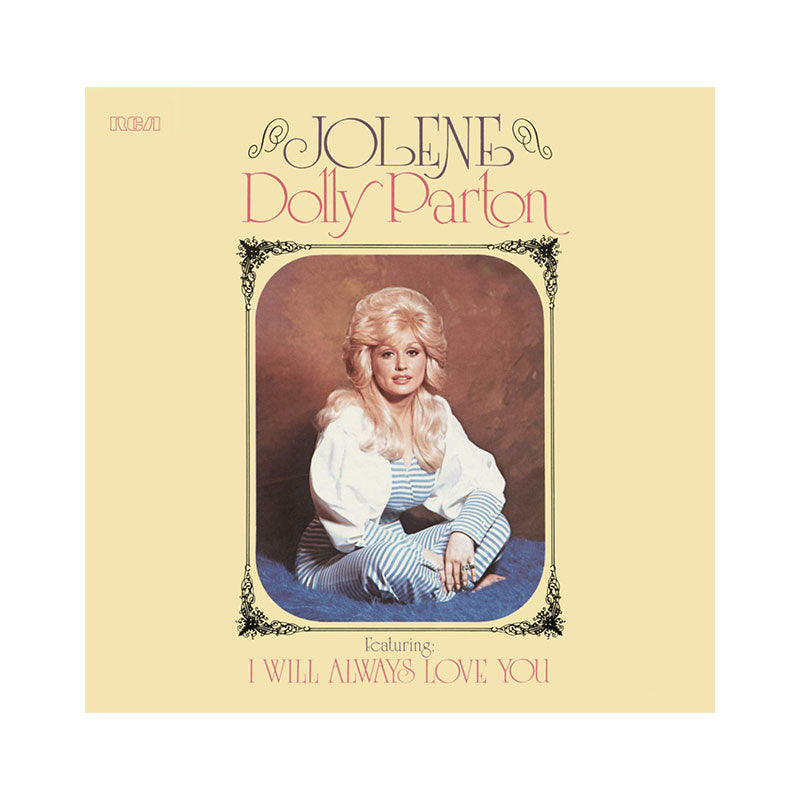 Dolly Parton: Jolene Vinyl LP