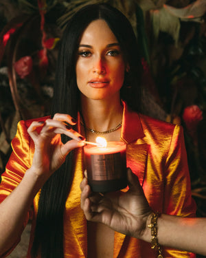 Kacey Musgraves Slow Burn Candle