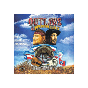 Outlaws & Armadillos: Country's Roaring 70s Vinyl LP
