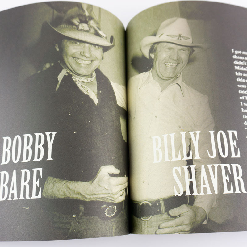 Outlaws & Armadillos: Country's Roaring 70s Exhibit Book