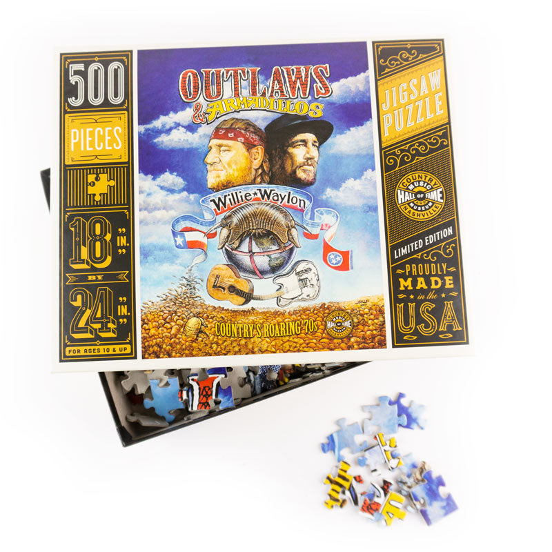 Outlaws Puzzle