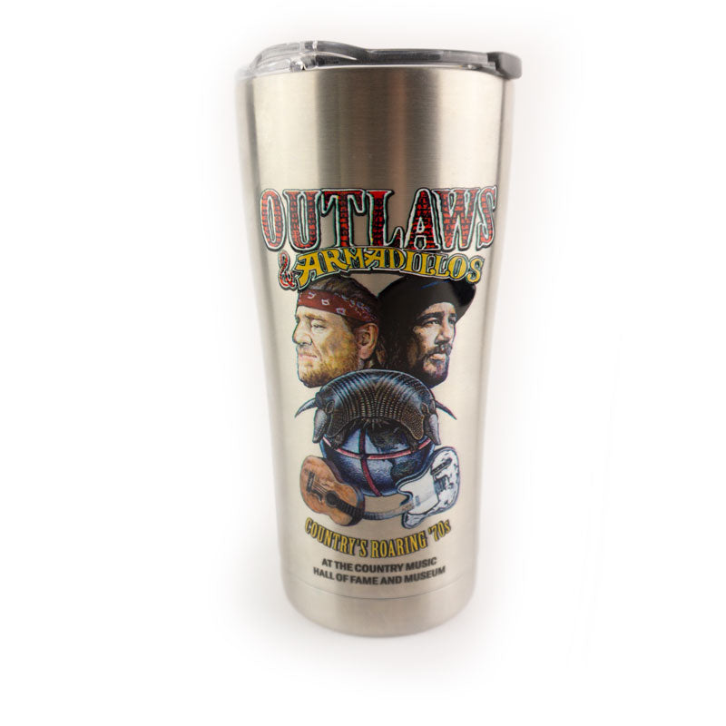 Outlaws Stainless Steel Tumbler