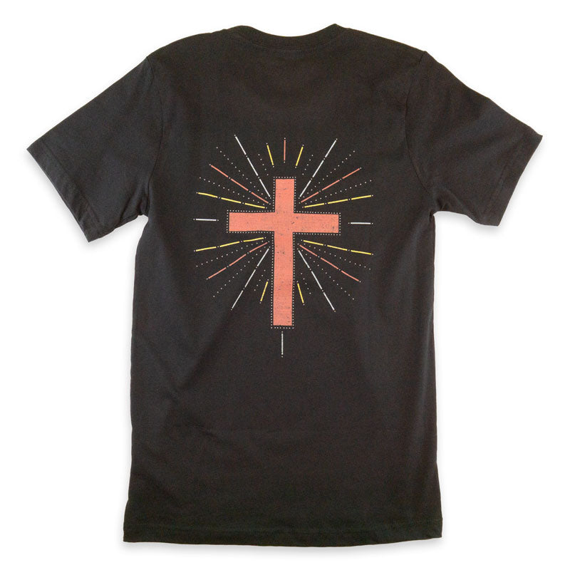Gram Parsons Cross T-Shirt