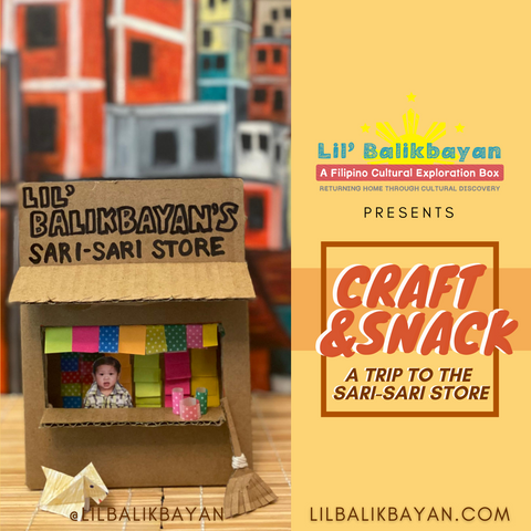 Craft & Snack Sari-Sari Box