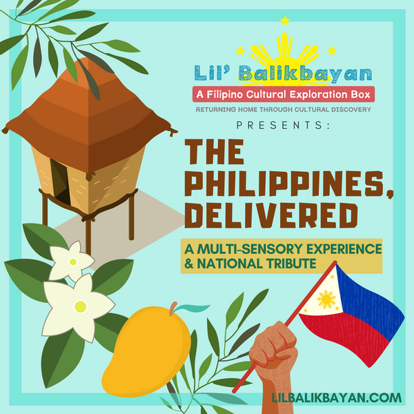 The Philippines, Delivered: A Multisensory Experience & National Tribute