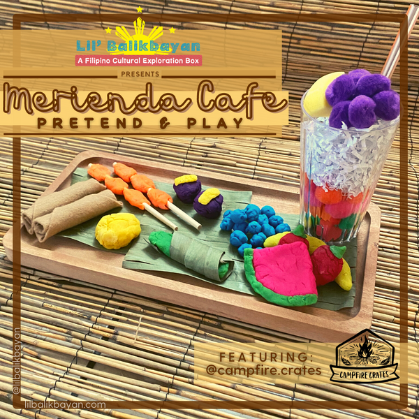 Merienda Cafe - Pretend & Play