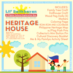 Heritage House: Honoring Philippine roots, culture, and family