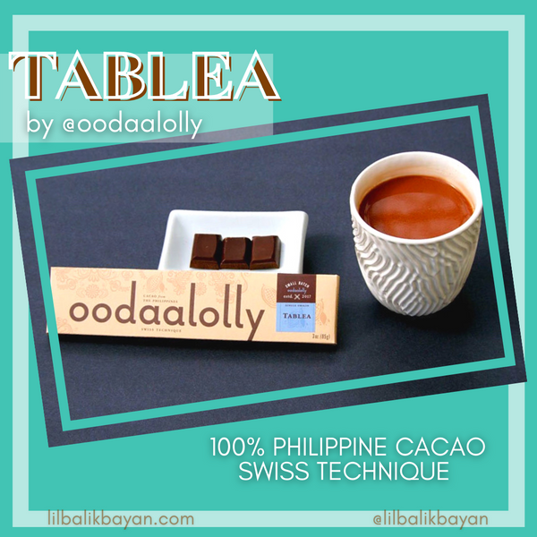 Trip to Chocolate Hills: A Mommy & Me Taste & Make Date