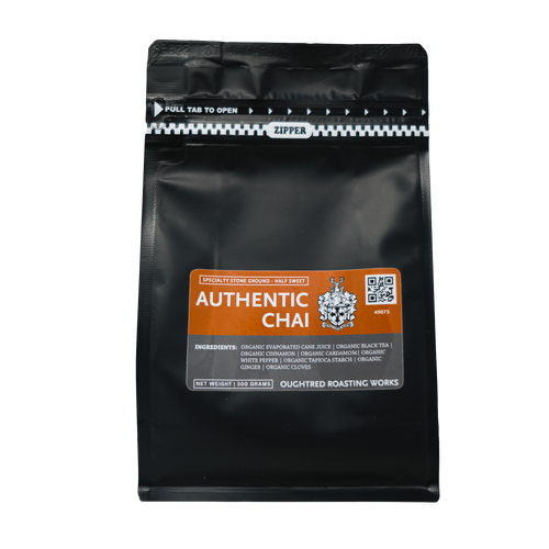 Crest Stone Ground Authentic Chai