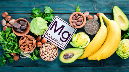 4 Benefits of Magnesium
