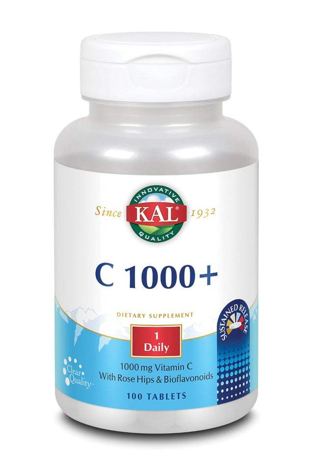 C 1000+ Sustained Release - 100ct