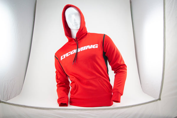 Sport Tech Fleece Hooded Sweatshirt