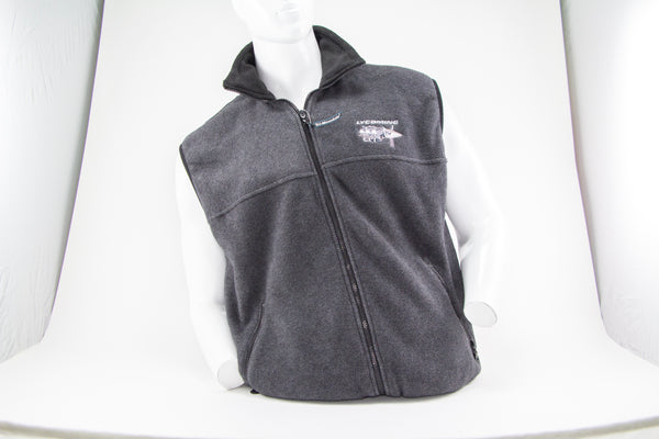 Tri-Mt. S/L Fleece Vest