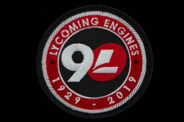 90th Anniversary - Patch