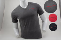 District Threads - Perfect Tri-V Neck Tee