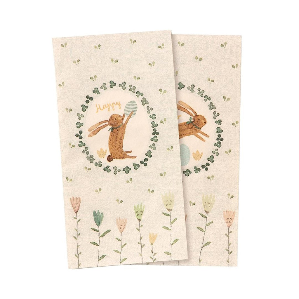 NAPKIN, HAPPY EASTER - 16 stk (16,5 cm) - NO1shop
