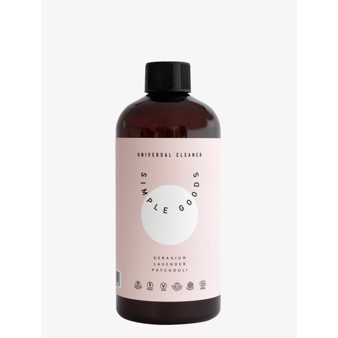 Simple Goods - Universal rengøring - koncentreret, 500 ml