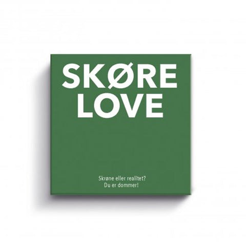 Gift Game: Skøre love