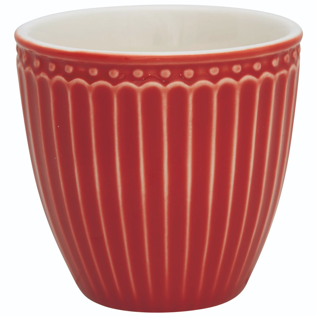 Greengate - Mini Lattekop Alice Red (6,5 cm) - NO1shop