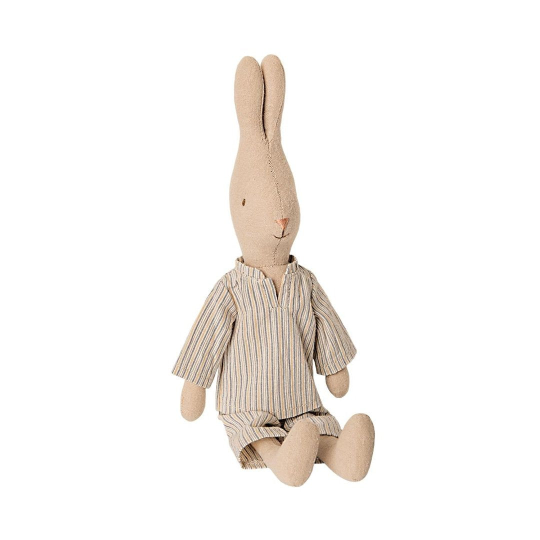 Maileg - Hare, Size 2, Pyjamas (28 cm) - NO1shop