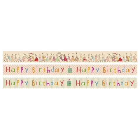 Maileg - Masking Tape - Happy Birthday