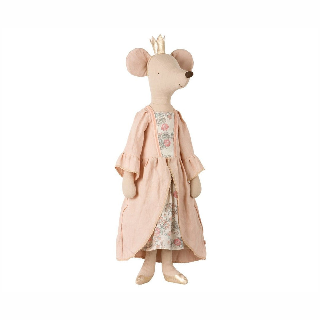 Maileg - Mega Mouse Prinsesse Rose - 65 cm - NO1shop