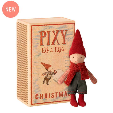 Maileg - Pixy Elf In Box - (14 cm)